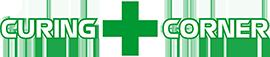 Curing Corner horizontal logo-trans BG smalll